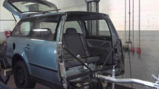VW Passat 3b Anhänger