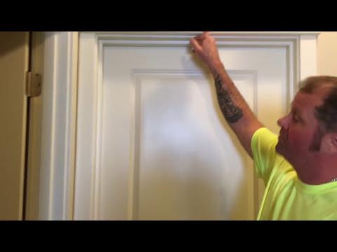 Bedroom door privacy lock