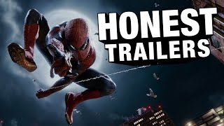Download Youtube: Honest Trailers - The Amazing Spider-Man