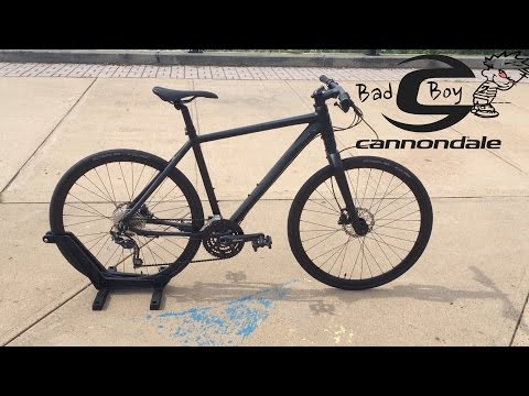 2016 Cannondale Bad Boy 2 (Two ),  Best Urban Bike