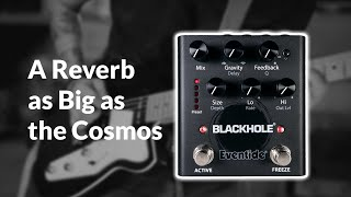 Evendite BlackHole Pedal Video