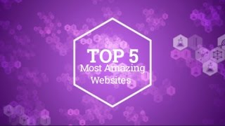 Top 5 most Amazing Websites on the Internet || Curious Spot