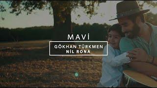 Mavi [Official Video] - Gökhan Türkmen & Nil Rona #Mavi