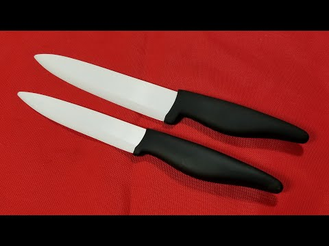 Harbor Freight Ceramic Knife Review