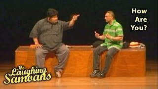 """The Laughing Samoans - """"How Are You?"""" from Off Work"""