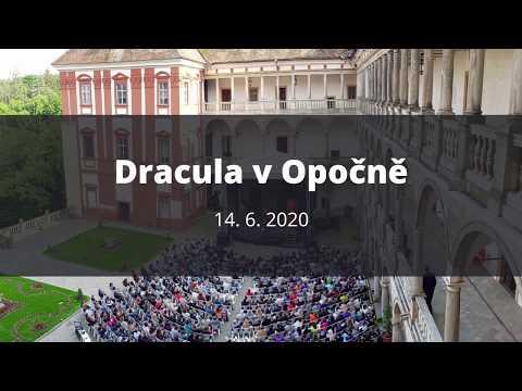 Kultura pod hvězdami - Dracula - Opočno 14. 6. 2020