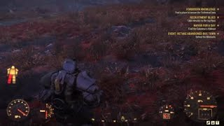 Fallout 76 2 v 1 PvP  - base attacked - high level players - rage quit