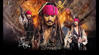 Pirates of the Caribbean | Tribute to Jack Sparrow | Dream cutS