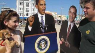 Obama Song - Love In The Time Of Recession