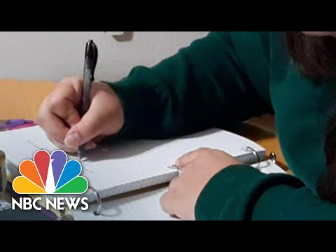 New Report Adds To Debate Over Reopening Schools   NBC Nightly News