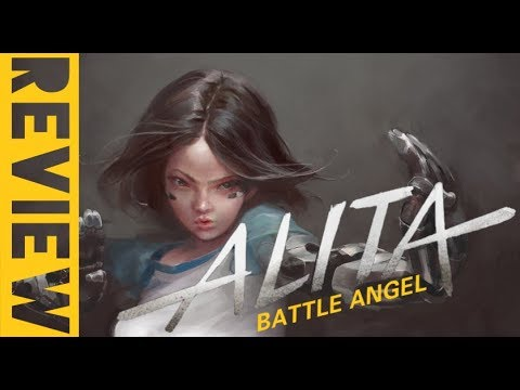 Alita Battle Angel Review (No Spoilers)!