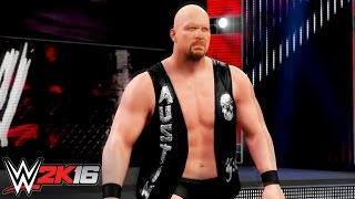 WWE 2K16 - 3:16 Official Launch Trailer [HD]