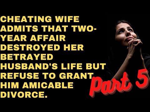 Affair wife regrets Confessions of