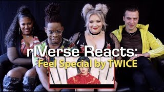 RIVerse Reacts: Feel Special By TWICE   MV Reaction
