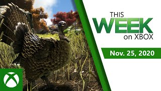Xbox Black Friday Roundup, Holiday Game Events, and Updates | This Week on Xbox anuncio