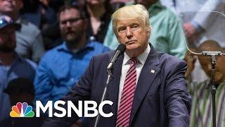 Unverified Donald Trump Russia Tale Roils Politics | Rachel Maddow | MSNBC