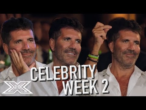 The X Factor: Celebrity Auditions (Week 2) | X Factor Global