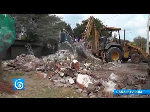 Tras el sismo del pasado 19 de septiembre, Contla, Puebla, continúa en el olvido