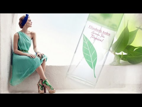 Green Tea Tropical Elizabeth Arden for women EDT || Perfume Review || Fragrance Review