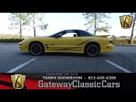 Video of '02 Firebird - MO4L