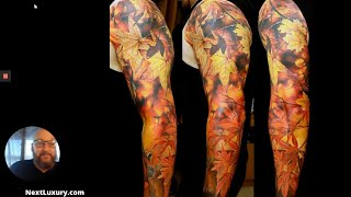Best Sleeve Tattoo Designs For Men - With Commentary