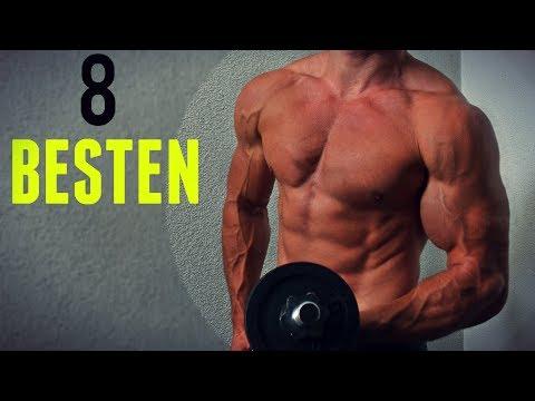Die 8 Besten Kurzhantel Übungen (TRAINIERT JEDEN MUSKEL!)