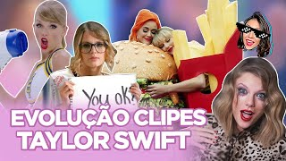 CLIPES TAYLOR SWIFT: ERA COUNTRY, INDIRETAS PROS EX, FIM DA TRETA COM KATY PERRY...| Foquinha FBI