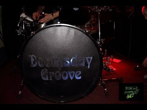 """Doomsday Groove """"The Second Coming"""" Live from the Bottom End!"""