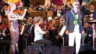 Andrea Bocelli - Anema e core (Live in Tuscany, Lajatico 2013)