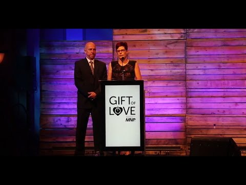 Petra and Rolf Gift of Love Speech