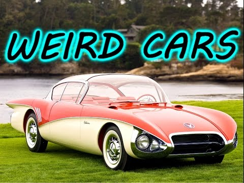 8 Of The Weirdest Cars In Automotive History