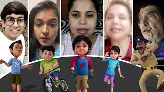 SHIVA   Indian Animation   Hindi dubbing artist