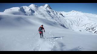 RK Heliskiing - 50 Years of Powder Dreams