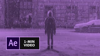 How to Make It Snow in After Effects | Adobe Creative Cloud