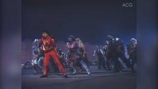 Michael Jackson   Thriller Dance [AUDIO + VIDEO RESTORED]