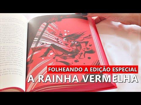 EDIÇÃO DE COLECIONADOR: A RAINHA VERMELHA - Victoria Aveyard | Amiga da Leitora
