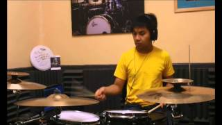 Carlo Angelo Mariano   Shayne Ward   My Heart Would Take You Back   Drum Audition