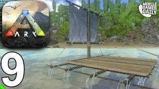 Ark Mobile Raft Building