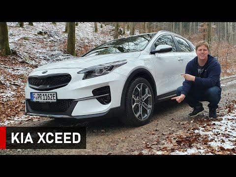 2020 Kia XCeed 1.6 GDI PHEV - Review, Fahrbericht, Test