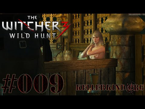 The Witcher 3 [HD|60FPS] #009 Augenschmaus und Höhlengraus ★ Let's Play The Witcher 3