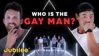 6 Straight Men vs 1 Secret Gay Man | Odd Man Out