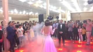 Video خواندن عروس در شب عروسی