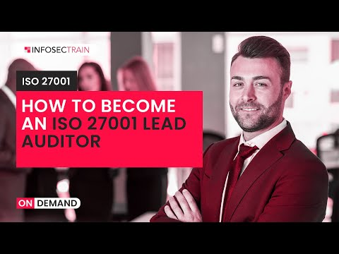 How to become an ISO 27001 Lead Auditor? | Introduction to ...