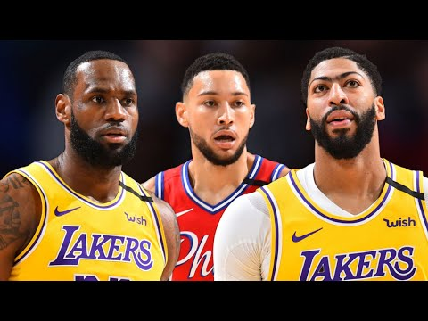 Los Angeles Lakers vs Philadelphia 76ers Full Game Highlights | January 25, 2019-20 NBA Season