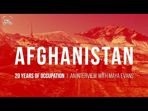 Afghanistan – 20 years of occupation