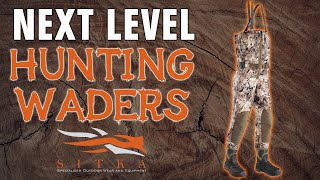 Sitka Wader Review-The Last Wader You'll Ever Need!