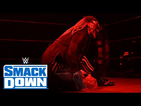 """""""The Fiend"""" Bray Wyatt reemerges to take out Alexa Bliss: SmackDown, July 31, 2020"""