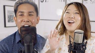 A WHOLE NEW WORLD LIVE COVER (DISNEY'S ALADDIN) | Peter Simondac & Jennifer Chung