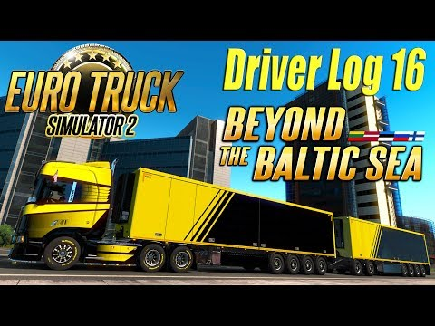 ETS2 - Beyond the Baltic Sea - HCT Trailer (Double Trouble