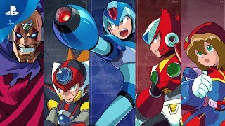 "CONFIRMAN ""MEGAMAN LEGACY COLLECTION 1 y 2"" PARA CONSOLAS Y PC"